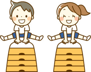 子供の運動能力低下